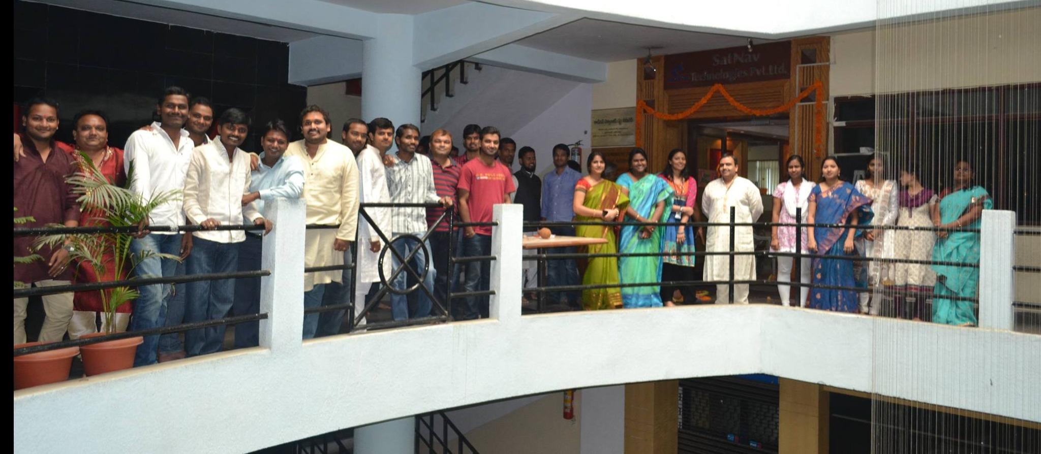 Amit Prasad @ Satnav Technologies
